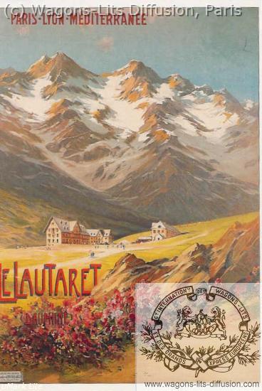 PLM Lautaret-1 (Ref N° 455
