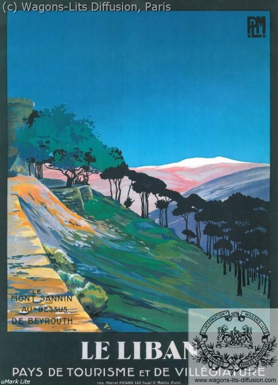 PLM LIBAN (Ref N° 474
