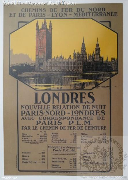 PLM Londres 2 (Ref N° 482