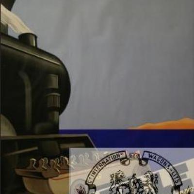 PLM MARSEILLE COTE AZUR BRODERS (Ref N° 498