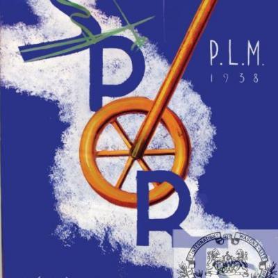 PLM Megève Chamonix Sports 1938  (Ref N° 512