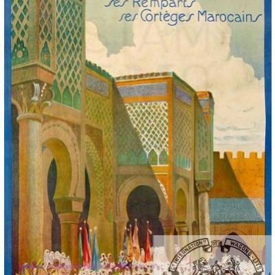 PLM MEknes Maroc (Ref N° 517