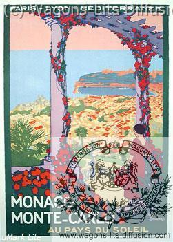 PLM MONACO MONTE CARLO (Ref N° 547