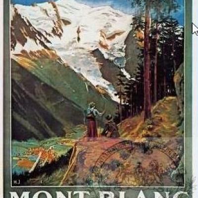 PLM Mont Blanc 7 (Ref N° 184