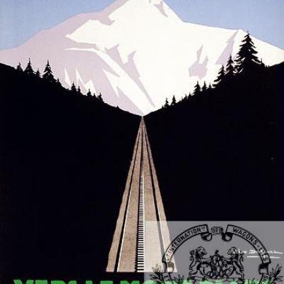 PLM Mont Blanc Col de Voza 2 (Ref N° 562