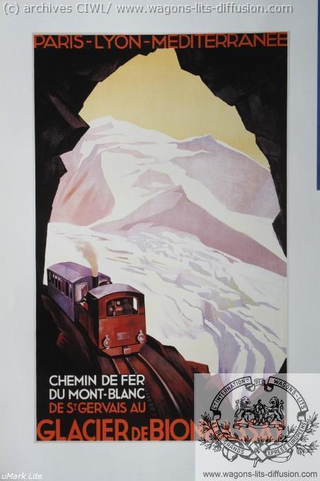 PLM Mont Blanc Glacier Bionnassay