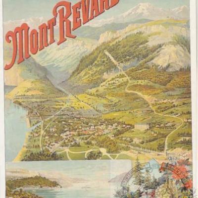 PLM Mont Revard (3) (ref N° 577)