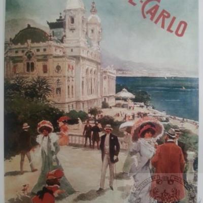 PLM Monte Carlo 2  (ref N° 579)