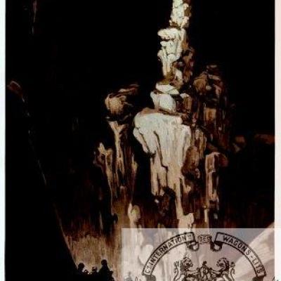 PLM Montpellier Grotte des demoiselles (Ref N° 583