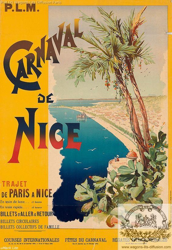 PLM Nice Carnaval (Ref N° 600