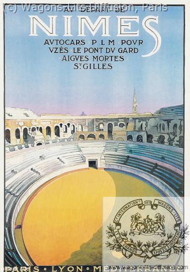 PLM Nimes-Arenes (Ref N° 620