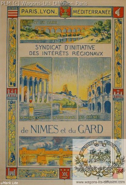 PLM Nimes Gard (Ref N° 617