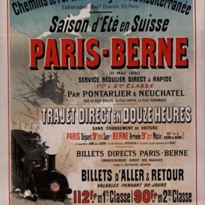 PLM Paris Berne Suisse (ref N° 632