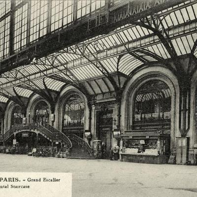 PLM Paris Gare de Lyon Le Buffet 2