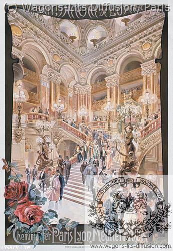 PLM Paris Opera (Ref N° 637