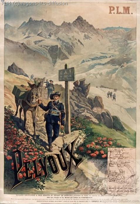 PLM Pelvoux Lautaret (Ref N° 454