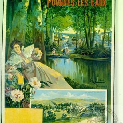 PLM Pougues les Eaux (Ref N° 644