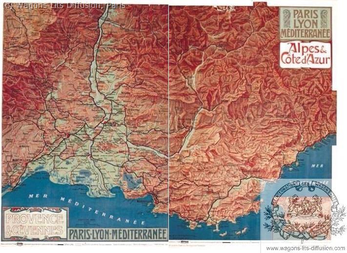 PLM Provence Alpes Ctte d'Azur Ref 984