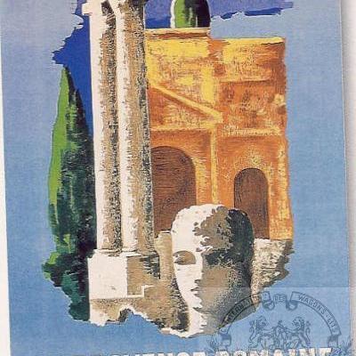 PLM Provence-romaine (ref N° 652)