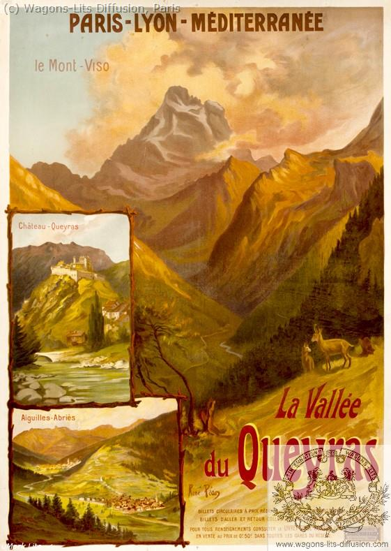 PLM Queyras la vallée du Ref 1084