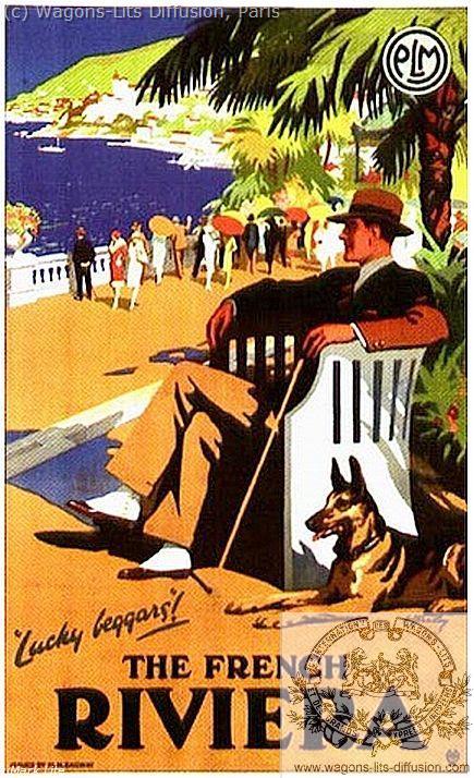PLM Riviera lucky beggars cote azur Ref 1009