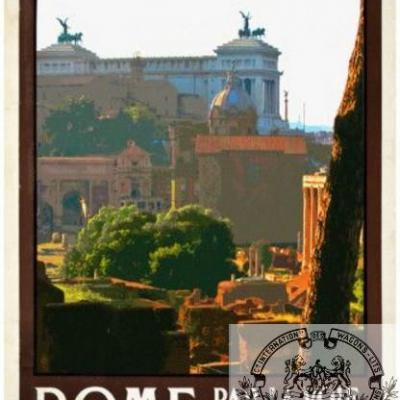 PLM Rome Mont Cenis (Ref N° 667