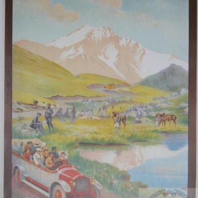 PLM Route des Alpes (2) (Ref N° 686