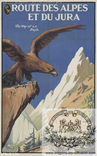 plm Route des Alpes Jura Aigle