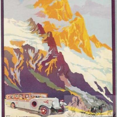 PLM Route des Alpes Nice Evian (Ref N° 691