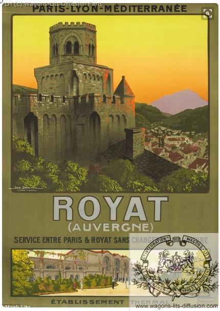 PLM Royat Auvergne