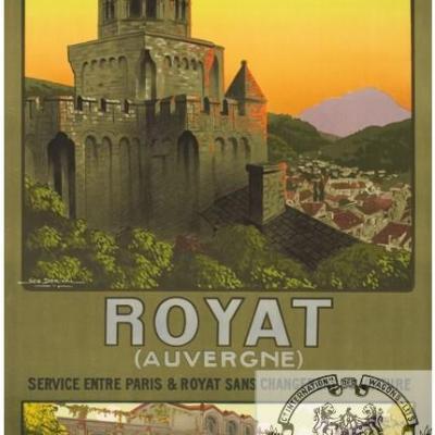 PLM Royat Auvergne (Ref N° 703