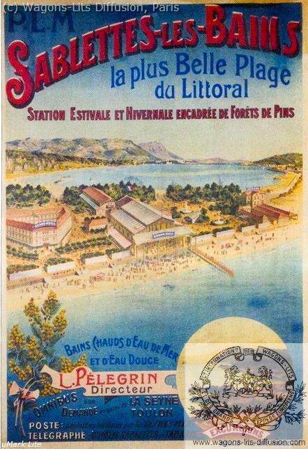 PLM Sablettes les Bains Ref 1069