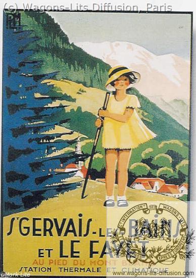 PLM SAINT Gervais LeFayet (Ref N° 713