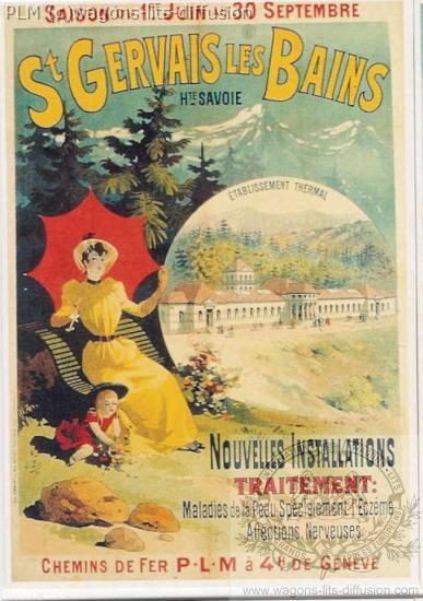 PLM SAINT Gervais-Traitement (ref N° 719)