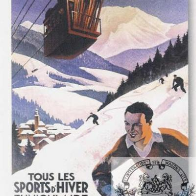 PLM SAINT Gervais Arbois (ref N° 712)