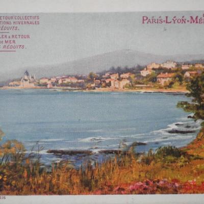 PLM Saint Raphael (2) (ref N° 737)