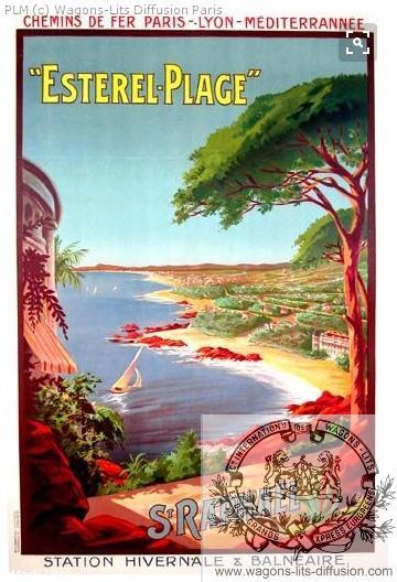 PLM Saint raphael Esterel (Ref N° 313