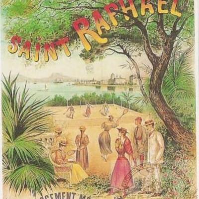 PLM SAINT Raphael2 (ref N° 744)