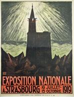 PLM Strasbourg Exposition nationale1098