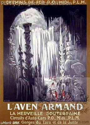 PLM tarn AVEN ARMAND (ref N° 780)