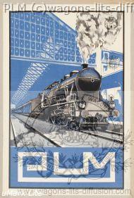 PLM train bleu (ref N° 288)