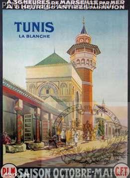 PLM TUNIS-LA-BLANCHE (Ref N° 799