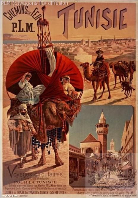 PLM TUNISIE (2) (ref N° 801)