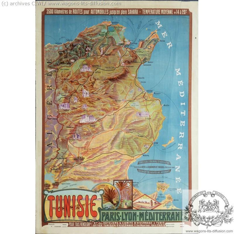 PLM tunisie g renou  (ref N° 927)
