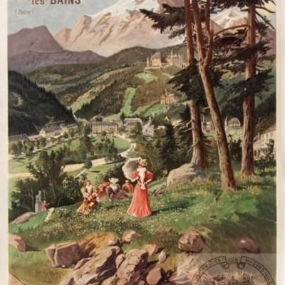 PLM Uriage les Bains (2) (ref N° 813)