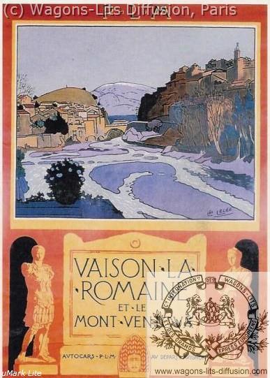 PLM VaisonlaRomaine (ref N° 818)