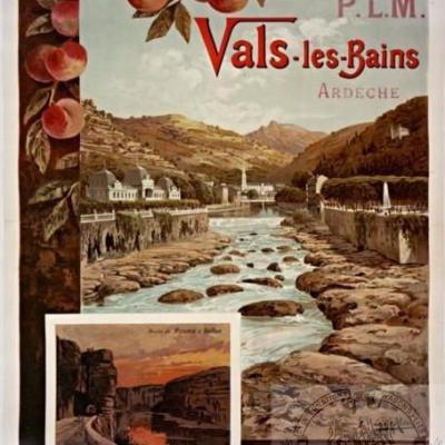PLM Vals les Bains (2) (Ref N° 827