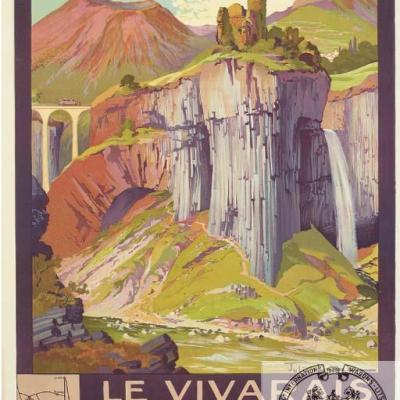 PLM Vals les Bains Vivarais  (ref N° 866)