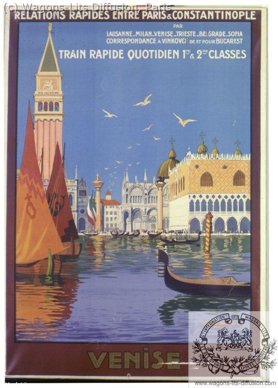 Plm venise Italie  (Ref N° 892