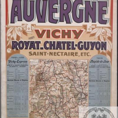 PLM Vichy Auvergne Chatel Guyon (Ref N° 843